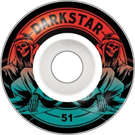 Darkstar Magic Skateboard Wheels (Pack of 4)
