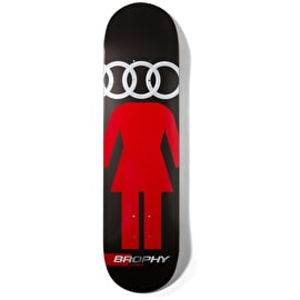 Girl Brophy Carnut Skateboard Deck 8
