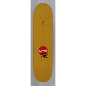 Almost x Jean Jullien Monsters R7 Skateboard Deck - Youness 8.125