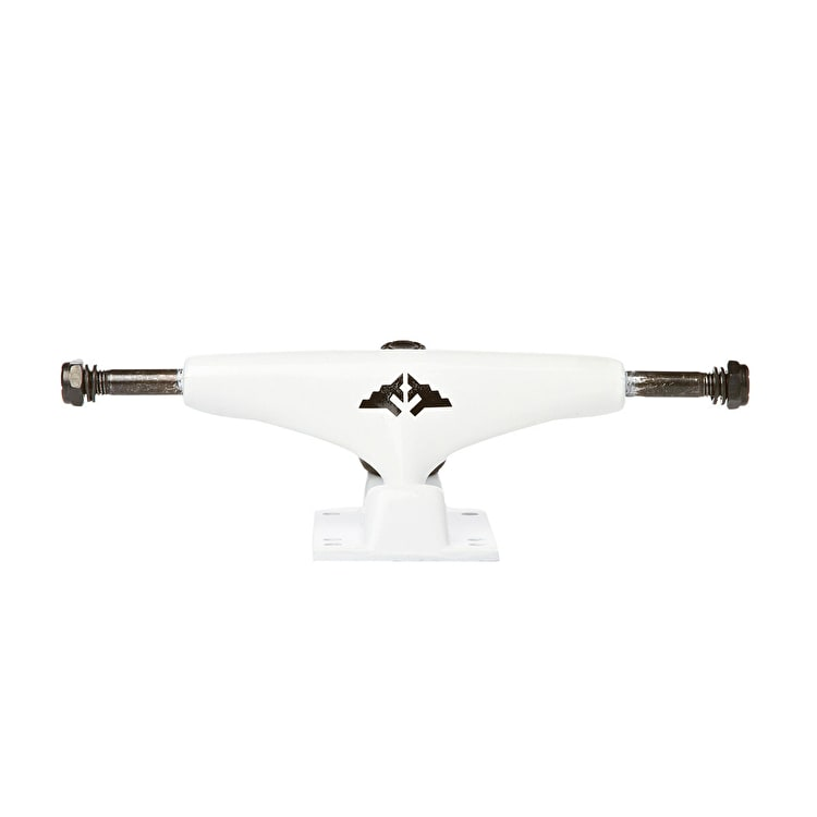 "Fracture Wings Skateboard Trucks - White 5"" (Pair)"
