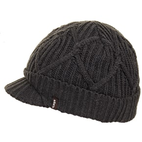 Barts Oscar Beanie - Dark Heather