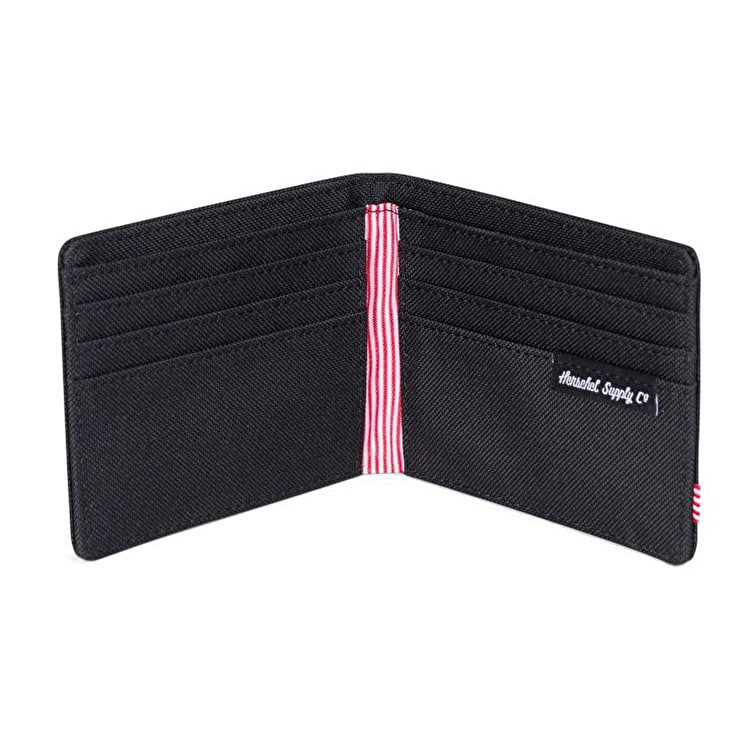 Herschel Roy RFID Wallet - Black