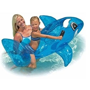 Bestway Transparent Whale Ride On