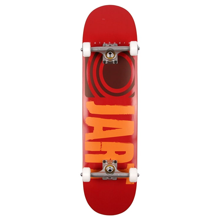 Jart Classic Complete Skateboard - Red 8""