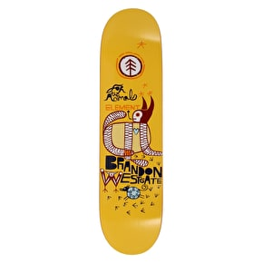 Element For The Animals Westgate Featherlight Skateboard Deck - 8