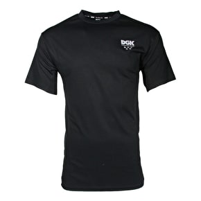 DGK Technique T-Shirt - Black