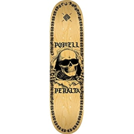 Powell Peralta Ripper Chainz Skateboard Deck - Natural 9.0