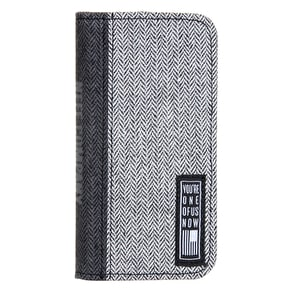 Neff IPhone 6 Fold Case - Charcoal