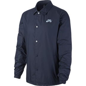 Nike SB Shield Coaches Jacket - Obsidian/Hydrogen Blue