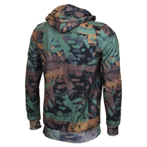 Hype X Urban Decay Brushed Hoodie - Camo/white