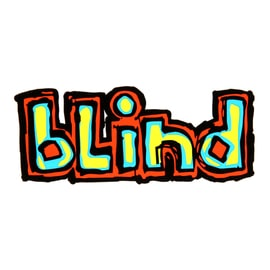 Blind Classic OG Sticker - Multi