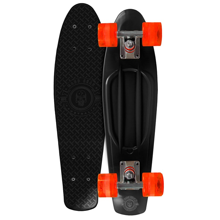 Madd Gear Pro Skins Retro Cruiser - Black/Red