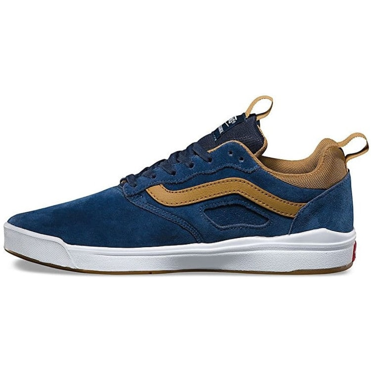 Vans Ultrange Pro Skate Shoes - Dress Blues/Medal Bronze