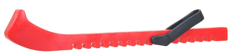 Image of 6030 Hockey Skate Guards - Red