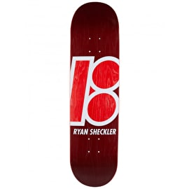 Plan B Stained Skateboard Deck - Sheckler 8.125