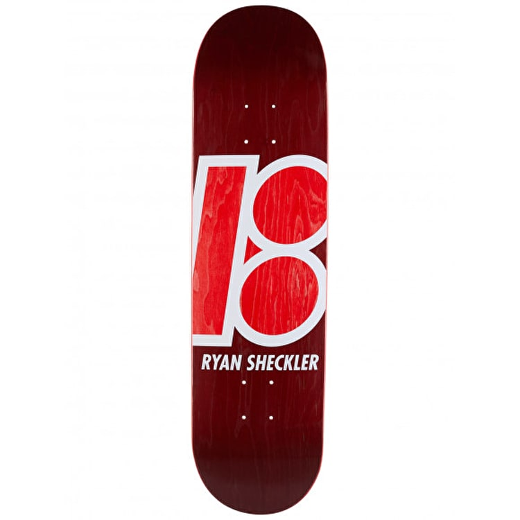 Plan B Stained Skateboard Deck - Sheckler 8.125""