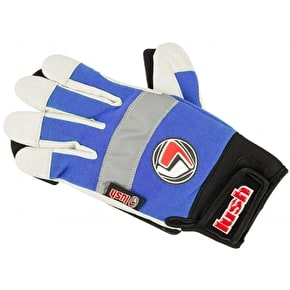 Lush Freeride Slide Gloves - Blue