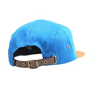 Globe Errol 5 Panel Cap - Royal