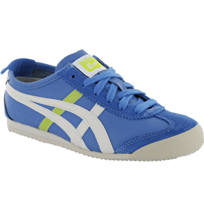 Onitsuka Tiger Mexico 66 Kids Shoes - Royal Blue/Off-White
