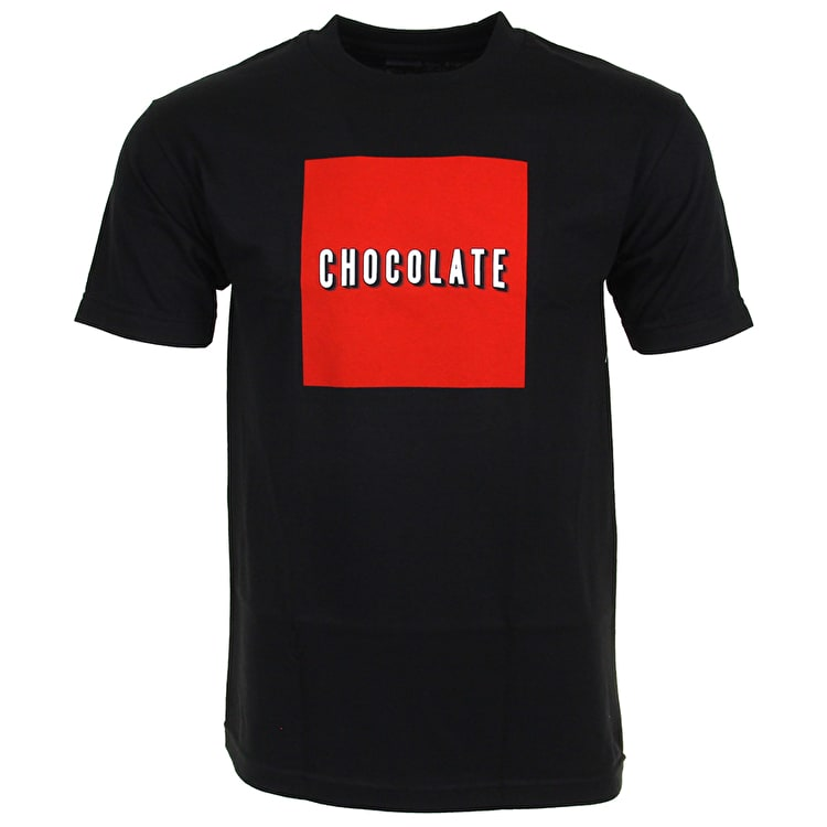 Chocolate And Chill T-Shirt - Black