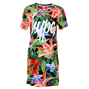 Hype Womens T-Shirt Dress - Swooping Park