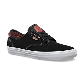 Vans Chima Ferguson Pro Shoes - Black/Mahogany