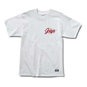 Grizzly Bodega T-Shirt - White