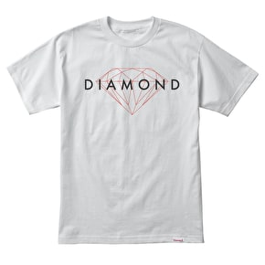 Diamond Brilliant T-Shirt - White