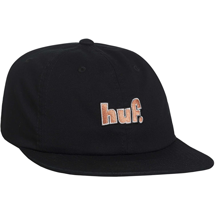 Huf 1993 6 Panel Cap - Black