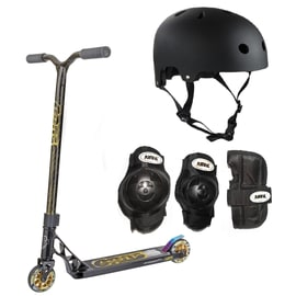 Grit 2018 Fluxx Complete Scooter Bundle