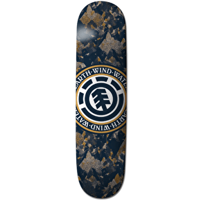 Element Skateboard Deck - Seal Seasonal DPM 8