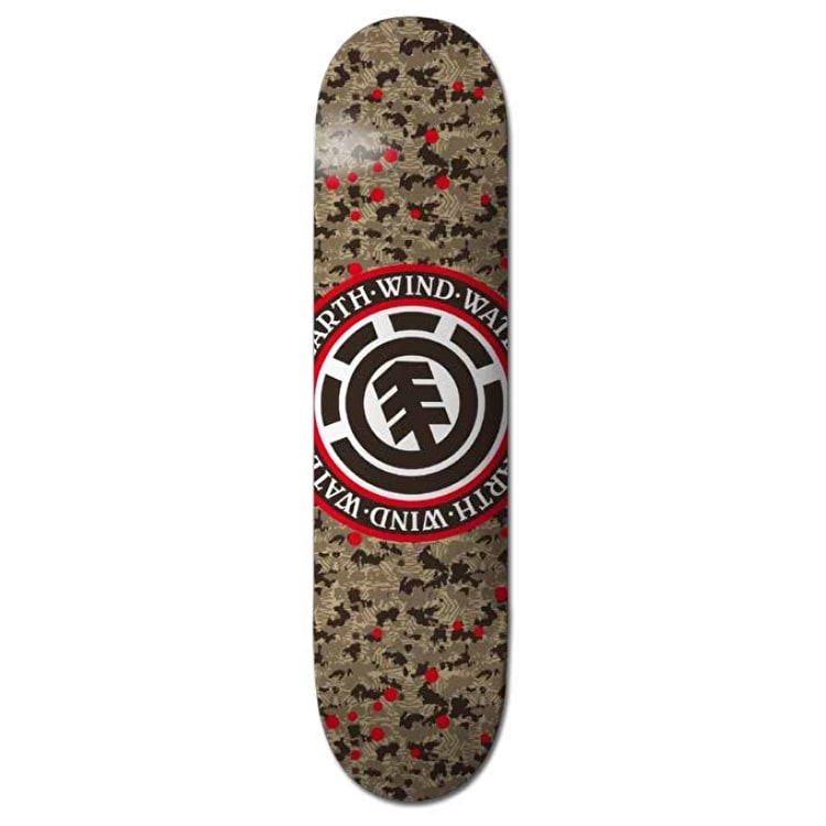 Element Griffin Seal Skateboard Deck 8""