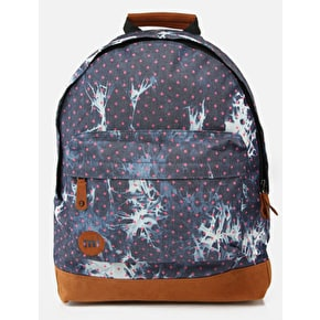 Mi-Pac Acid Dot Backpack - Blue