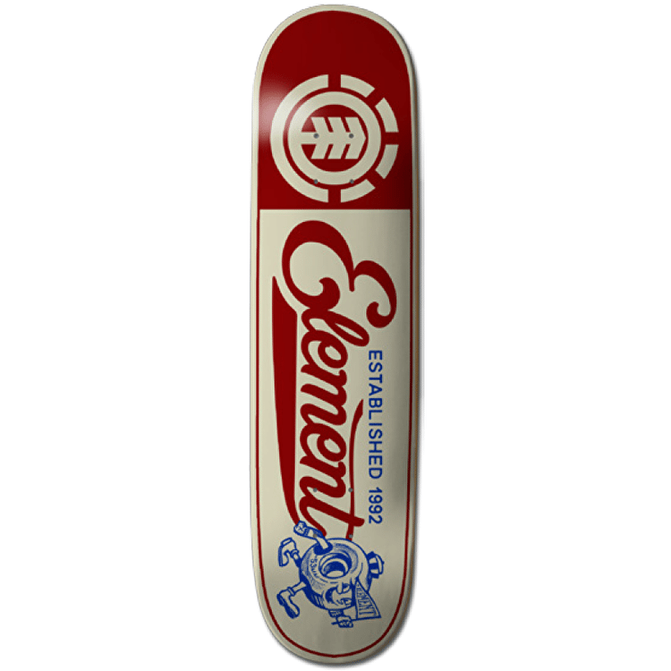 Element Skateboard Deck - Ballpark Twig 7.3""