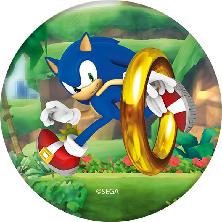 PopSockets Sonic the Hedgehog Ring