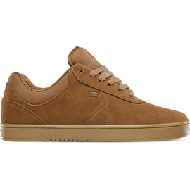 Etnies Chris Joslin Pro Skate Shoes - Brown/Gum