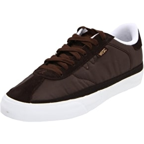 WeSC Lifestyle Thorpe Shoes - Brown Suede / Nylon