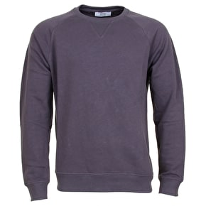 WeSC Bade Sweatshirt - Plum Grey