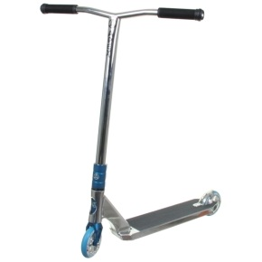 Apex Custom Scooter - Polished/Blue