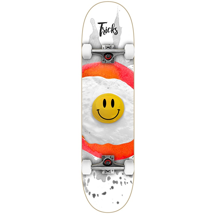 Tricks Egg Complete Skateboard - 7.25""