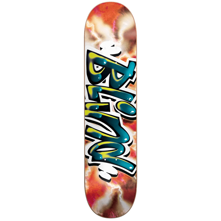 Blind Skateboard Deck - Bolt Tie Dye 8.25""