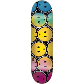 Flip Doughboy Repeater Skateboard Deck - Mountain 8.25