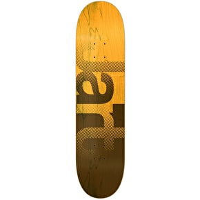 Jart Fog Skateboard Deck - Orange 8.125
