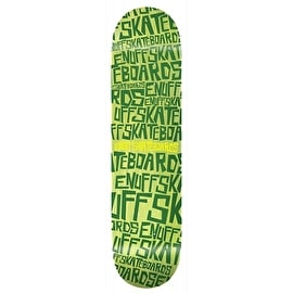 Enuff Scramble Skateboard Deck - Green
