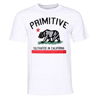 Primitive Cultivated OG T-Shirt - White