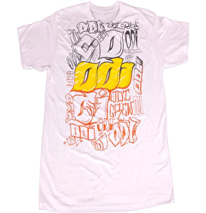 ODI 'Throw It Up' Tee- White