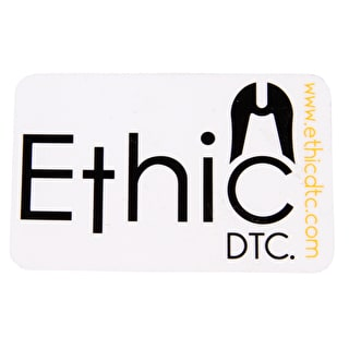 Ethic DTC Sticker