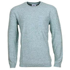 WeSC Arvid Sweater - Dirty Turquoise