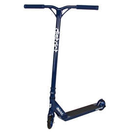 District S-Series SCS Custom Scooter - Blue