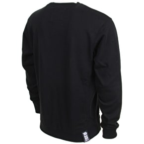 DGK By Any Means Crewneck - Black